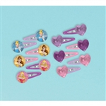 PRINCESS DREAM BIG HAIR CLIPS FAVORS