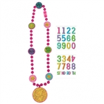 RAINBOW ADD ANY AGE BEAD NECKLACE
