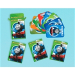 THOMAS ALL ABOARD MEMORY GAMES FAVORS