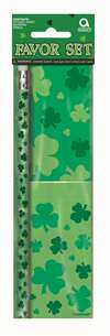 St Patrick Day Favor Set