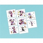 MINNIE HAPPY HELPERS TEMPORARY TATTOOS