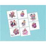 JoJo Siwa Temporary Tattoos Favors