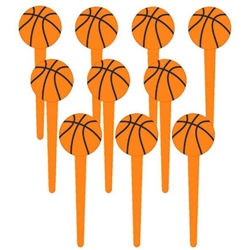 Basketball Plastic Picks