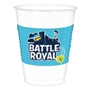 Battle Royal 16oz Plastic Cups