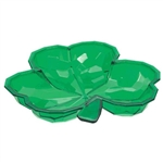 Shamrock Small Plastic Bowl