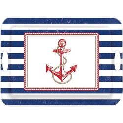 Anchors Aweigh Handle Tray