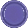 NEW PURPLE 10.25in. PLASTIC PLATES