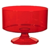 Trifle Container Red