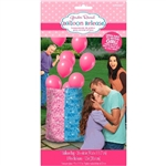 Gender Reveal Balloon Sack Girl