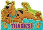 Scooby-Doo Where Are You Thank You Cards