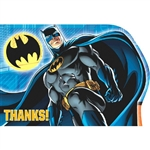 Batman Post Card Thank Yous