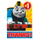 THOMAS ALL ABOARD THANK YOU NOTES