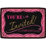 Fabulous Party Invitations
