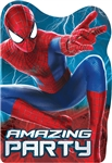 Amazing Spider-Man 2 Invitations