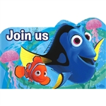 Finding Dory Invitations