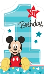 Mickey's Fun To Be One Invitations