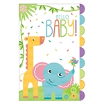 "Fisher Priceâ""¢ Hello Baby Postcard Invites"
