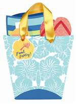 BEACH BOUND INVITATIONS