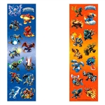 Skylanders Sticker Strips