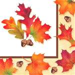 Autumn Days Beverage Napkins