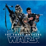 Star Wars VII The Force Awakens Beverage Napkins