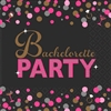 Bachelorette Night Beverage Napkins
