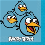 ANGRY BIRDS BEVERAGE NAPKINS