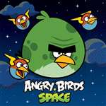 Angry Birds in Space Luncheon Napkins