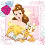 Beauty and the Beast Luncheon Napkins