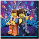 Lego Movie 2 Luncheon Napkins