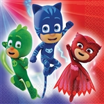 PJ Masks Luncheon Napkins