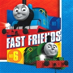 THOMAS ALL ABOARD LUN NAPKINS