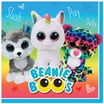 TY Beanie Boos Luncheon Napkins
