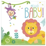"Fisher Priceâ""¢ Hello Baby Luncheon Napkins"