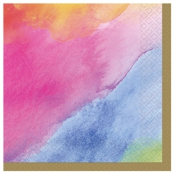 Rainbow Dream Luncheon Napkins