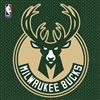 Milwaukee Bucks NBA Luncheon Napkins