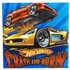 HOT WHEELS LUNCHEON NAPKINS