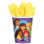 Dora & Friends Party Cups (9 oz)