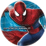The Amazing Spider-Man 7 Inch Party Plates