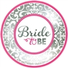 Bride To Be 7in Dessert Plates
