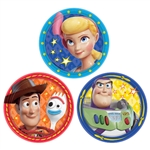 Toy Story 4 7 Inch Plates
