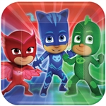 PJ Masks 9 inch Dinner Plates