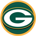 Green Bay Packers 9 inch Dinner Plates