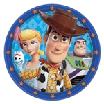 Toy Story 4 9 Inch Plates