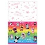 TY Beanie Boos Paper Table Cover
