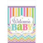 Welcome Baby Tablecover