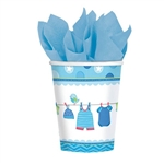 Shower with Love Boy 9oz Cups