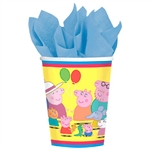 "Peppa Pigâ""¢ Cups, 9 oz."