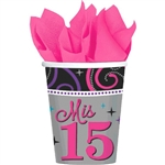 Mis Quince Cups (9 oz)