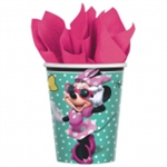 Minnie Mouse Happy Helpers 9 Ounce Cups